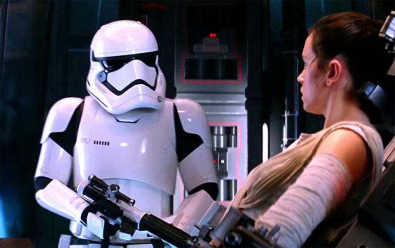 Star Wars / Daniel Craig cameo