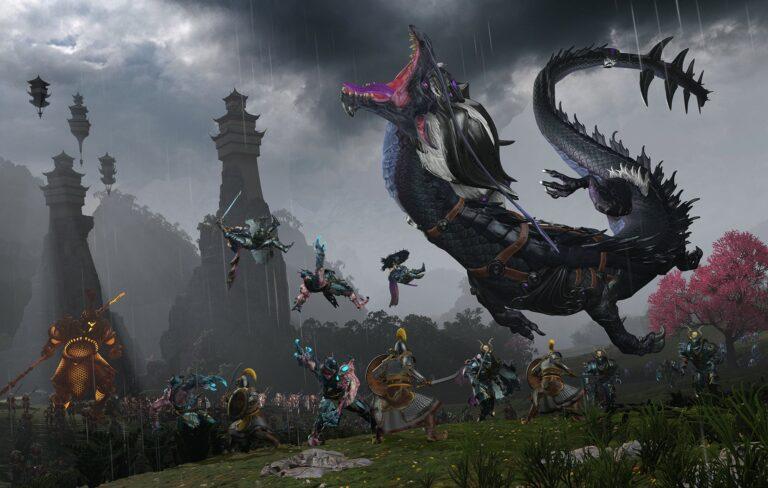 Total War Warhammer 3 Cathay