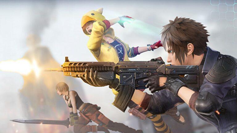 Final Fantasy 7 First Soldier