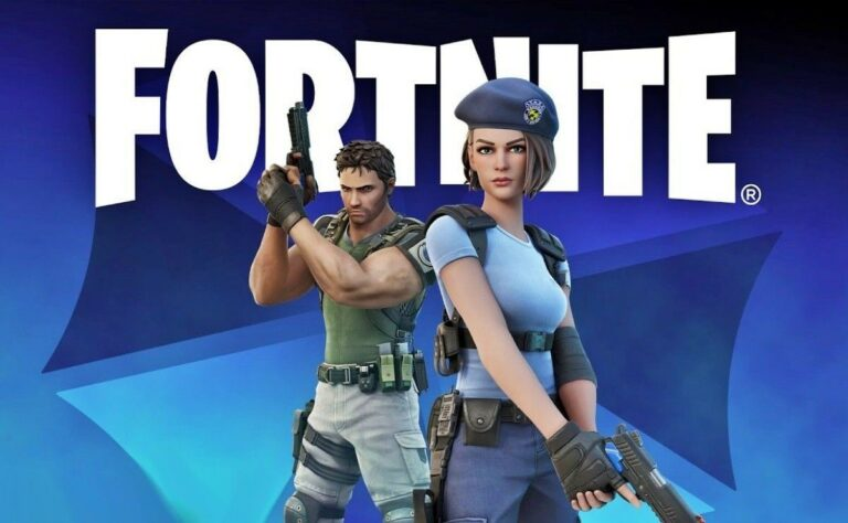 Fortnite Resident Evil