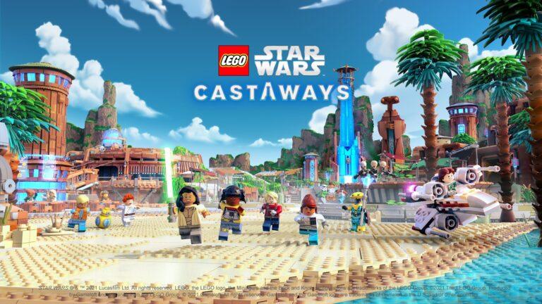 Lego Star Wars Castaways
