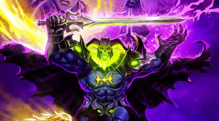 Masters of the Universe Revelation / Skeletor