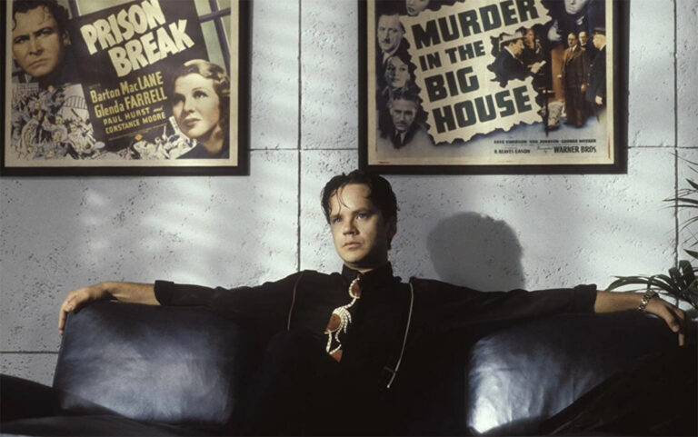 The Player - pelimies / Tim Robbins