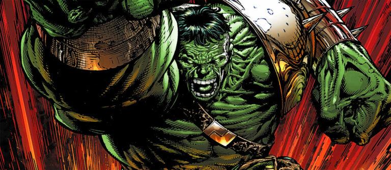 World War Hulk -sarjakuva