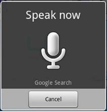 Google Puheentunnistus