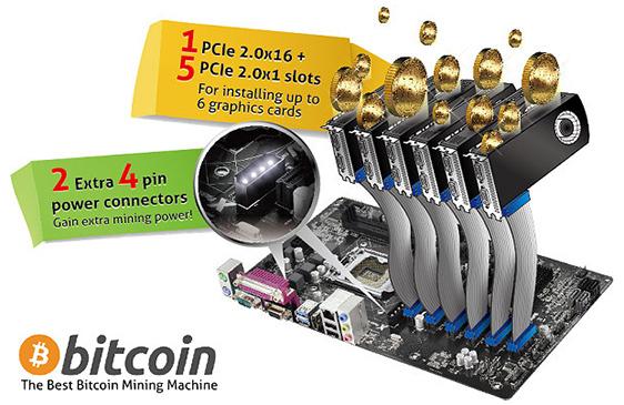 Louhinta Bitcoin