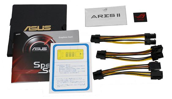 Asus ARES II (Radeon HD 7990)  Muropaketti com