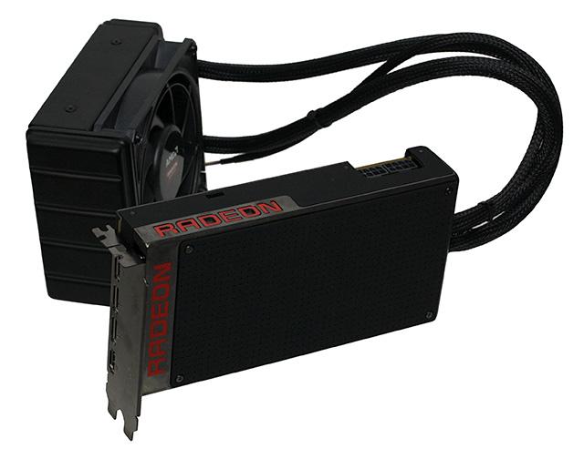 Fury X:ssä on kuusivaiheinen virransyöttö, jonka luvataan kestävän 400 ampeeria.
